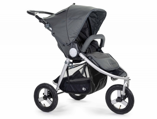 Wózek spacerowy Bumbleride Indie Dawn Grey Mint (2).jpg